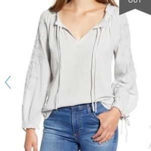 Lucky Brand Blouse, Size S
